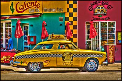 Caliente Taxi