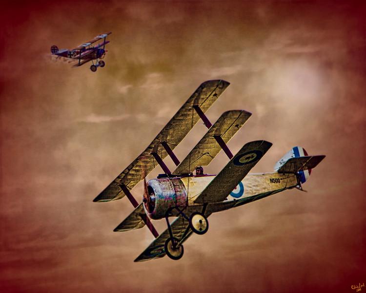 Dogfight 1918