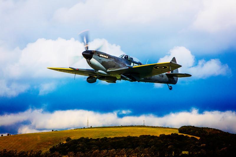 Spitfire Mk XVI TE311