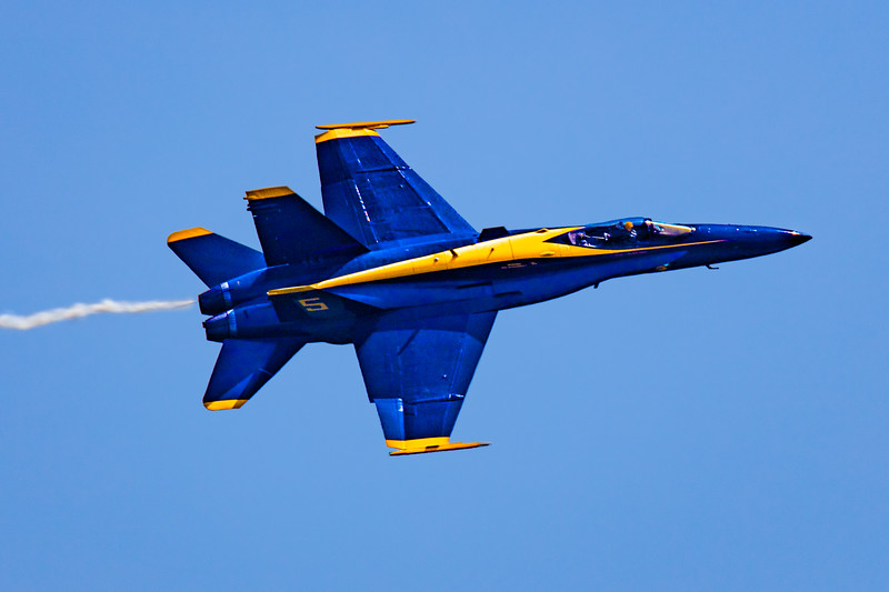 Blue Angels Hornet