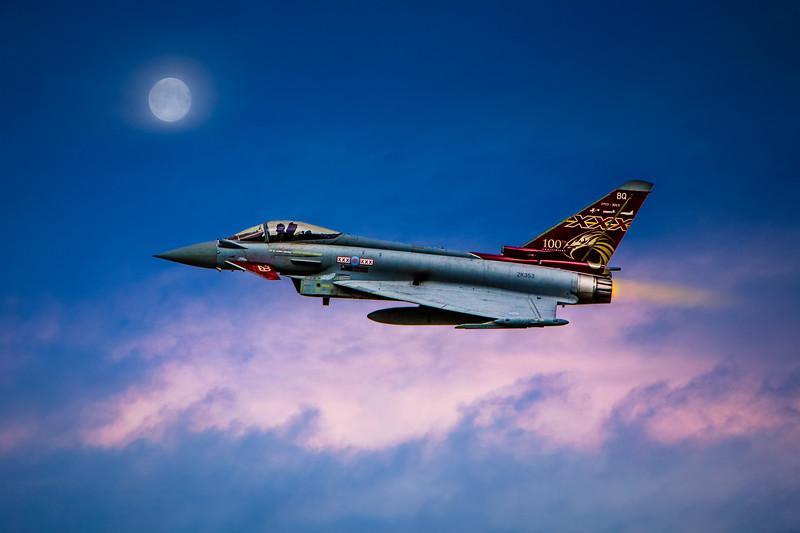 Eurofighter EFA-FGR.4 (ZK353)— Royal Air Force