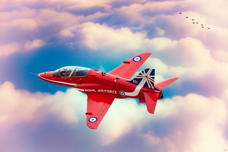 Red Arrow Hawk