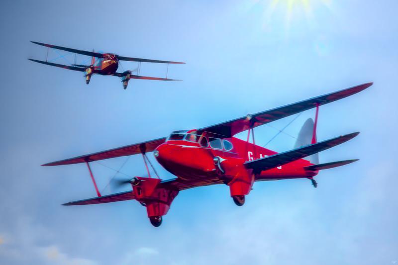 The de Havilland DH.90 Dragonfly