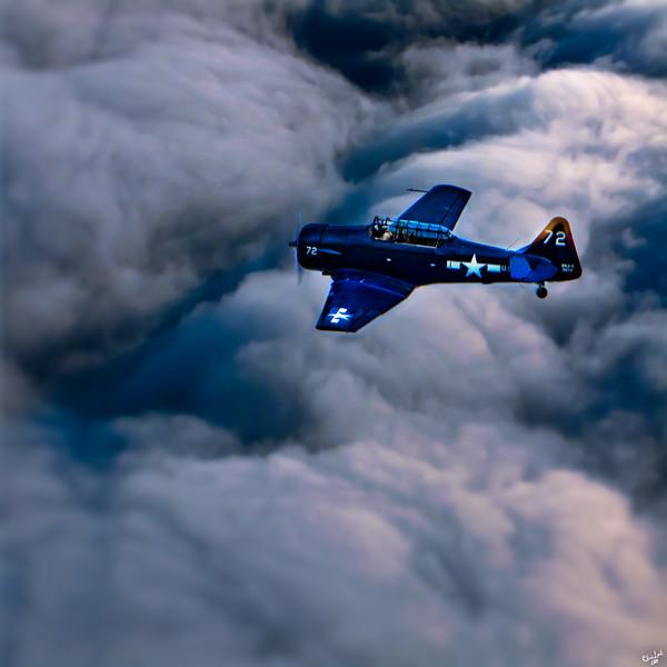 North American Aviation Texan T6