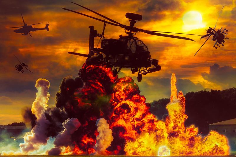 Apache Apocalypse