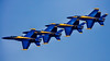 Blue Angels Nos. 1,2,3, and 4
