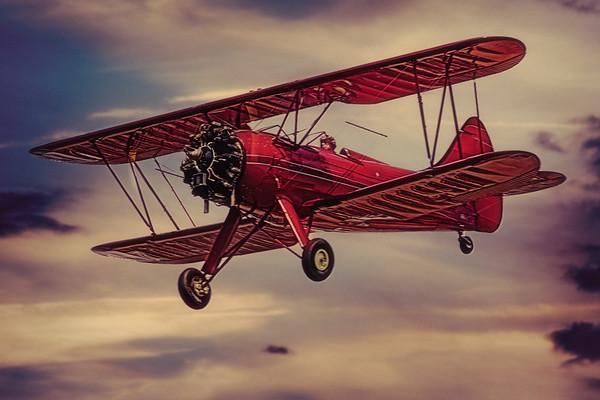 1941 Wacko Biplane