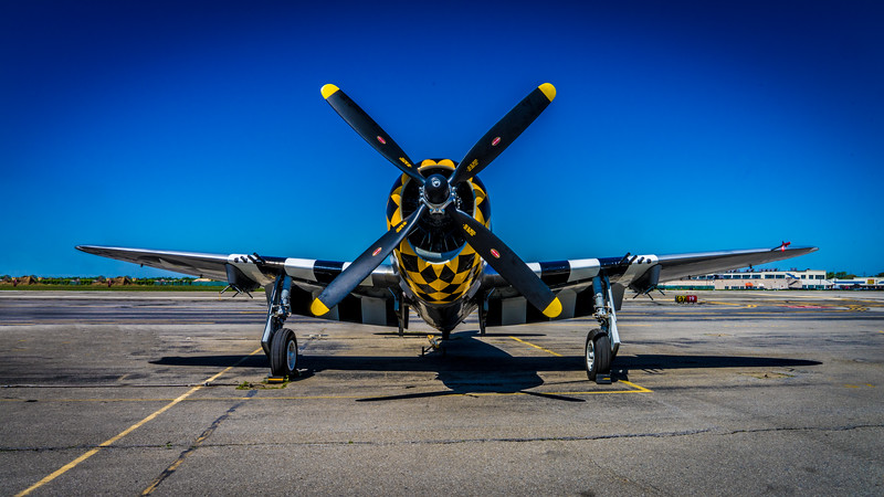 P-47 At Republic Airport
