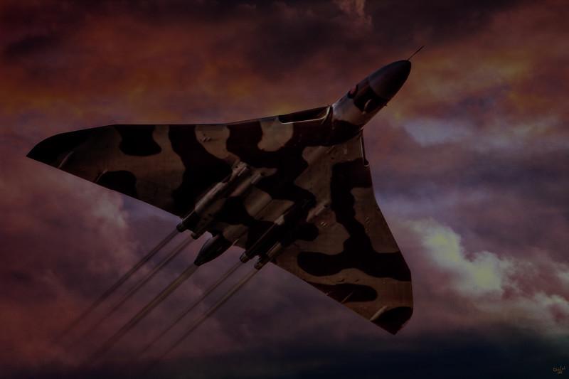 Vulcan, The Last V Bomber