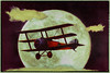 Sopwith Triplane Passes the Moon