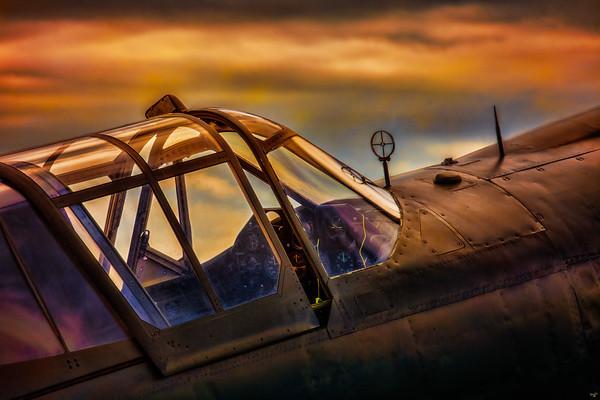 Kitty Hawk Cockpit
