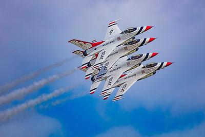 Thunderbirds Stack