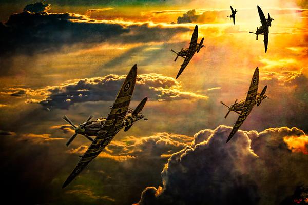 Spitfire Attack