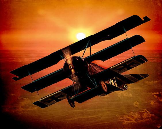 Fokker Driedekker