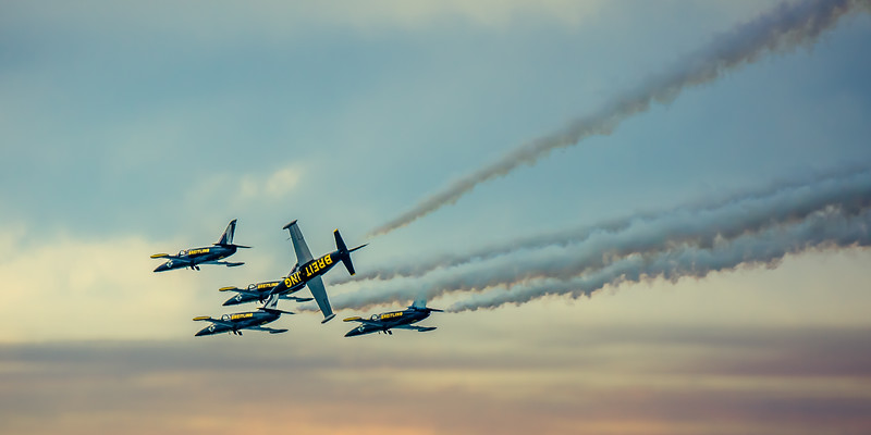 Breitling Jets At Jones Beach