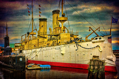 The Cruiser Olympia