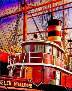 Tugboat McAllister