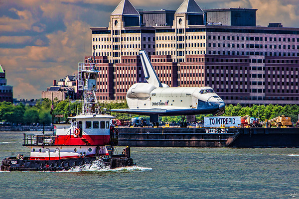 The NYPD Flotilla