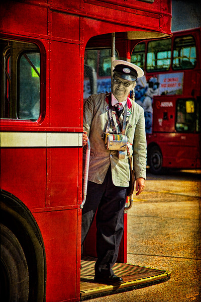 The Last Bus Conductor