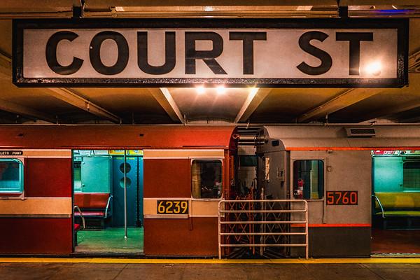 Court Street Station