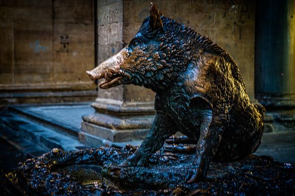 Public Sculpture in Florence