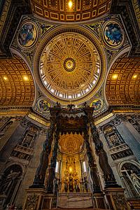 At The Vatican