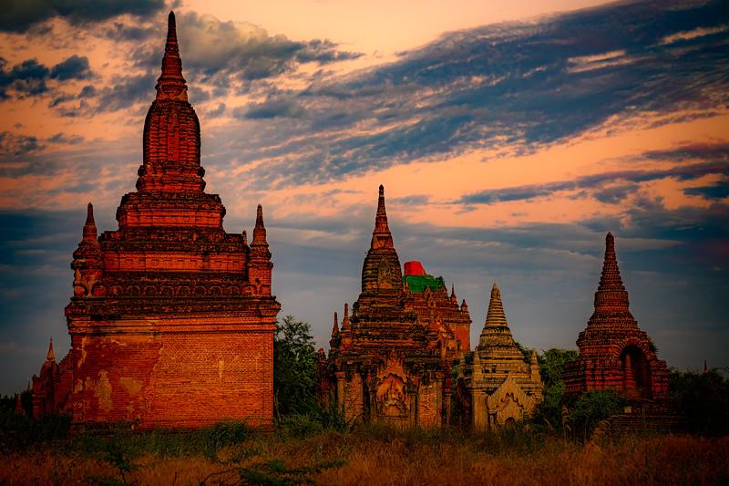 Bagan, Myanmar, December 2018