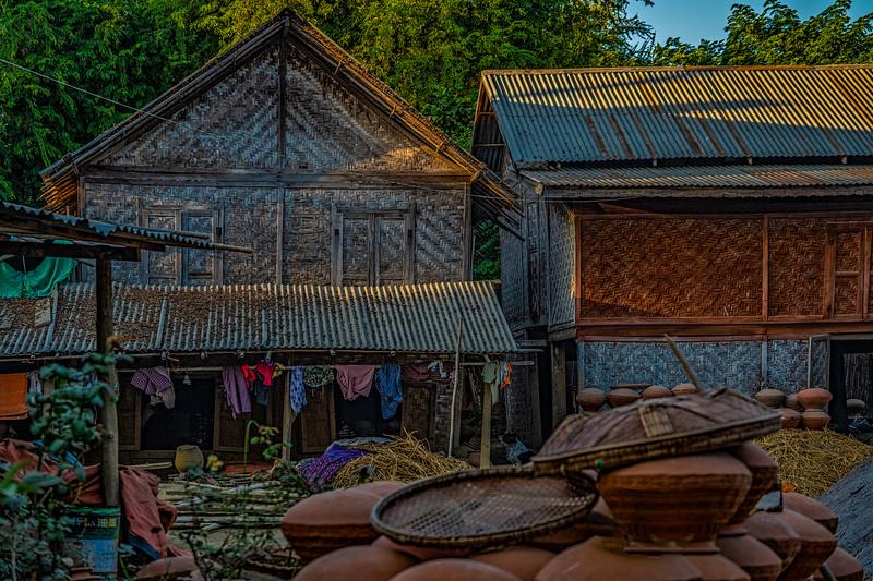 Yandabo, Myanmar, December 2018