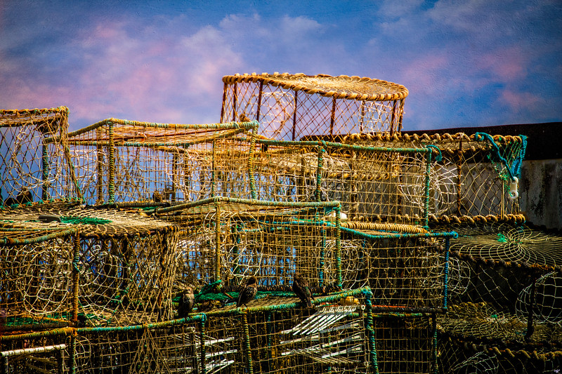 Fisherman's Baskets
