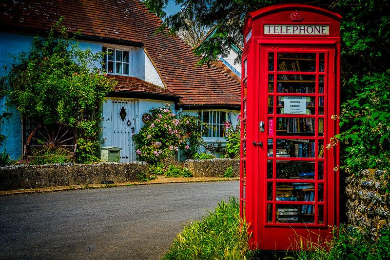 The Village Lending Library