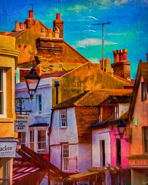 Hastings Old Town