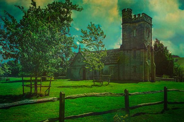 Saint Peter's Church At Parham House