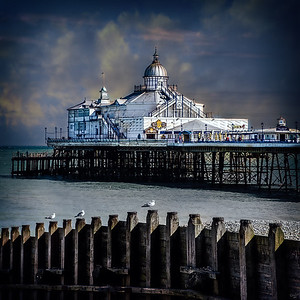 Eastbourne Pier and Groin