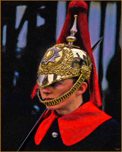A Royal Guardsman