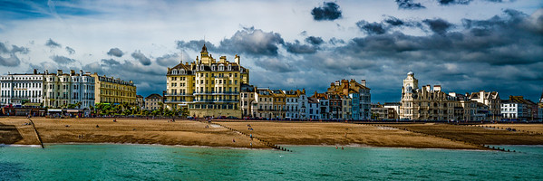 Eastbourne Seafront Panorama