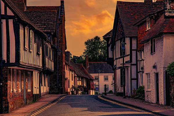 Church Street Steyning