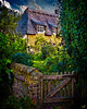 Country Thatched Cottage