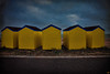 Beach Huts 6 through 10