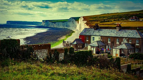 Birling Gap Houses