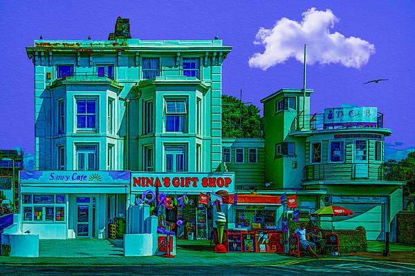 Nina's Seafront Gift Shop