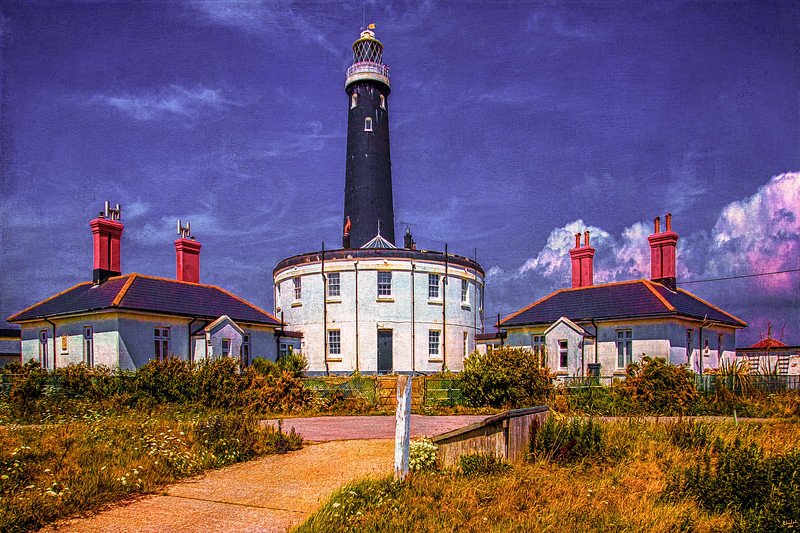 Dungeness, The Old Lighthouse
