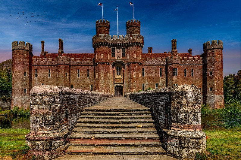 Herstmonceux, A Full Frontal