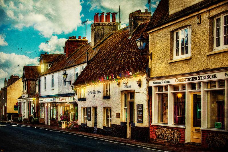 Rottingdean High Street