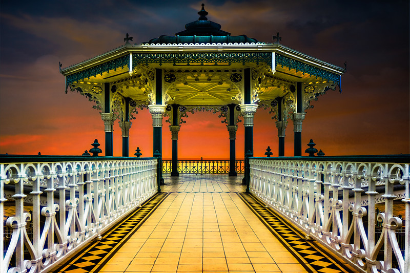 The Brighton Bandstand