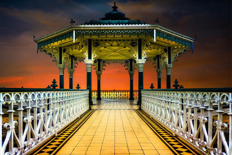 The Brighton Bandstand