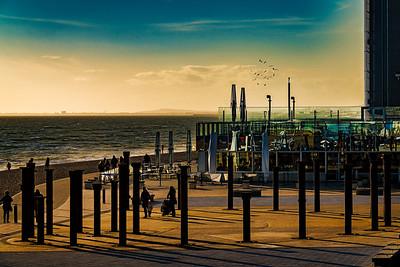 Pier Post Art