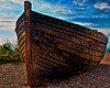 An Old Fishing Boat