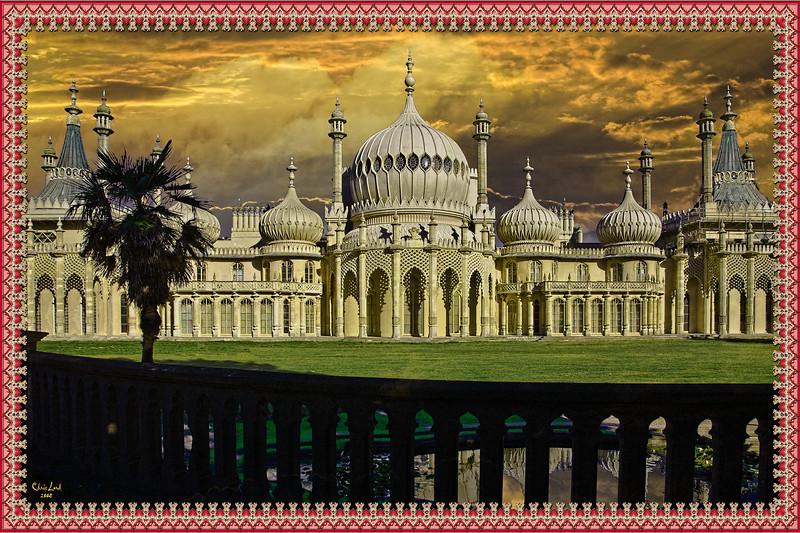 The Royal Pavilion At Brighton