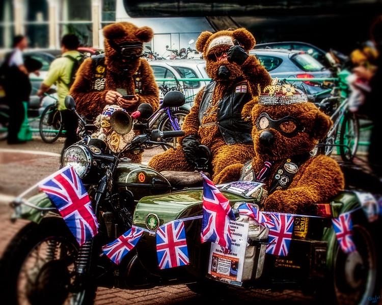 The Teddy Bear's Picnic 2012!
