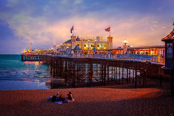 Brighton's Palace Pier